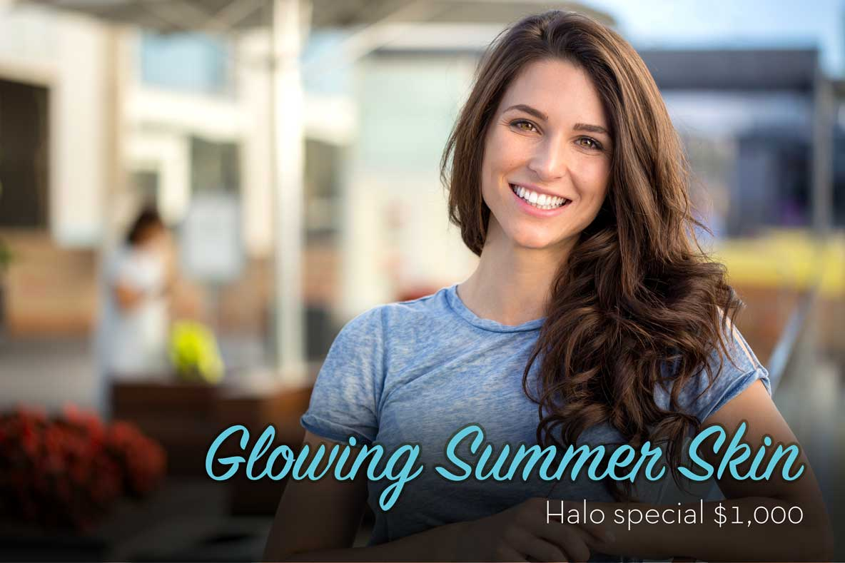glowing-summer-skin